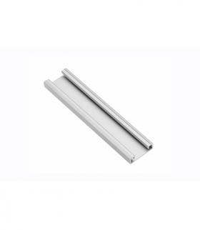 profil aluminiowy LED nakładany GLAX silver 3,05 m