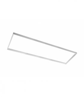 Rama do montażu natynkowego paneli LED 30x120cm (TYPU KING, PRINCE, INNOVO), biała