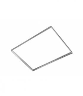 Rama do montażu natynkowego paneli LED 60x60cm (TYPU MASTER), szara