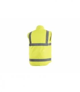 REMS kamizelka ostrzegawcza dwustronna żółty S