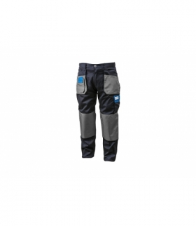 Spodnie ochronne bawełna 20%, poliester 80%, 190g/m, 3XL