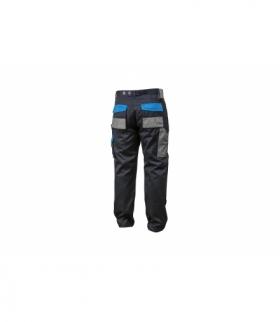 Spodnie ochronne bawełna 20%, poliester 80%, 190g/m, 4XL