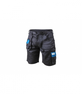 Spodnie ochronne krótkie bawełna 20%, poliester 80%, 190g/m, 4XL