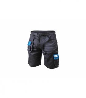 Spodnie ochronne krótkie bawełna 20%, poliester 80%, 190g/m, L