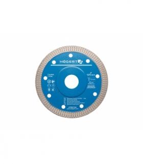 Tarcza diamentowa 125 mm, do glazury, terakoty, płytek ceramicznych, marmuru i porcelany HT6D722