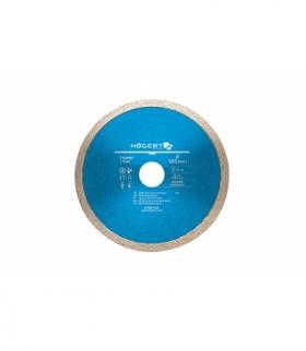 Tarcza diamentowa ciągła 125 mm do glazury, terakoty, płytek ceramicznych, marmuru i porcelany HT6D702