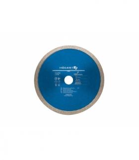 Tarcza diamentowa ciągła 180 mm do glazury, terakoty, płytek ceramicznych, marmuru i porcelany HT6D703
