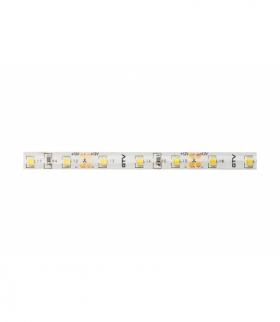 Taśma Flash 2835, 300 LED zimny biały, 30W, wodoodporna 8mm, Rolka 5m, 12V