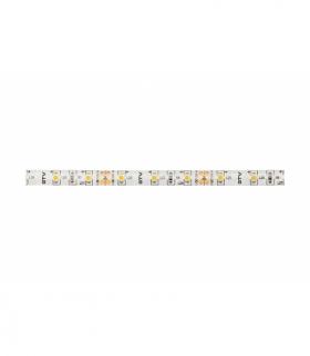 Taśma Flash 3528, 300 LED ciepły biały, 24W, wodoodporna 8mm, Rolka 5m, 12V