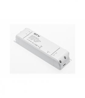 Zasilacz led we: 220V-240V 50hz. wy: 12V dc/75W. IP20