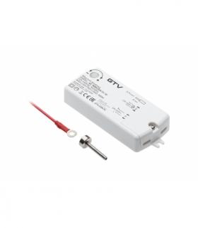 Włącznik dotykowy pod śrubę 230V max.500W (ze śrubą), przewód 2m