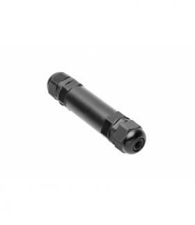 Złącze kablowe, mufa, wodoszczelny łącznik do przewodów elektrycznych, IP68