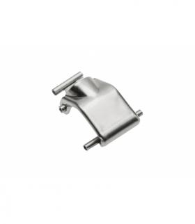 Zapinka metalowa do oprawy Hagen, boczna