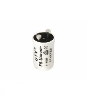 Zapłonnik (starter) do opraw hermetycznych, 4-65W, AC220-240V, 50/60Hz