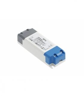 Zasilacz LED PRO 12V, 16W, input 220-240VAC, IP20, wym.120x42x27 mm