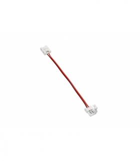 Złączki XC11 do taśm 600 led 8 mm z przewodem 15cm