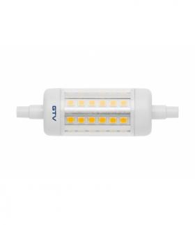 ŹRÓDŁO ŚWIATŁA LED, J78, 4000K, R7s, 6W, AC220-240V, 360°, 600lm, 52mA
