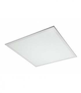 G-TECH Panel LED 40W, 3500lm, AC220-240V, 50/60Hz, PF0,9, IP44, 60x60cm, 4000K, biały