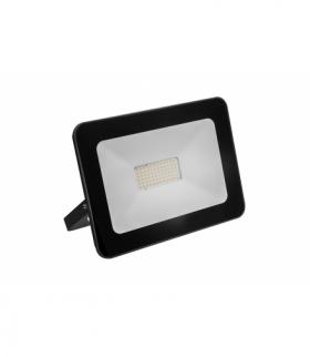 Naświetlacz LED iLUX, 50W, 4000lm AC220-240V, 50/60 Hz, PF0,9, RA80, IP65, 120°, 6400K, czarny