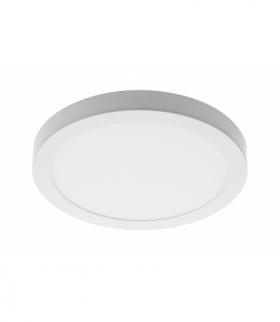Oprawa LED SAMBA, 20W, 1600lm, AC175-250V, 50/60 Hz, PF0,9, RA80, IP40, 120°, 4000K, okrągła, 2w1