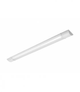 Oprawa liniowa LED ASPEN, 40W, 3600lm, AC220-240V, 50/60 Hz, PF0,9, RA80, IP40, kąt świecenia 120