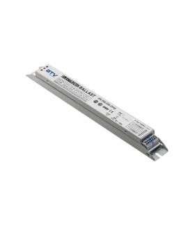 Statecznik elektroniczny do opraw 2x36W, T8, EEIA2, PF0,98, AC220-240V, 50/60Hz
