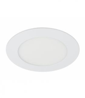 SP-03-WH 9W LED 230V oczko sufitowe lampa sufitowa PANEL LED STAŁA OKRĄGŁA ŚR. 170