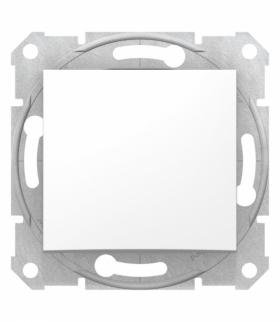 Sedna Łącznik 1-biegunowy biały Schneider SDN0100121