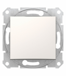 Sedna Łącznik 1-biegunowy krem Schneider SDN0100123