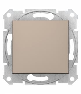 Sedna Łącznik 1-biegunowy satyna Schneider SDN0100168