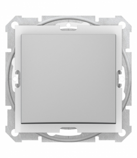 Sedna Łącznik 1-biegunowy IP44 aluminium Schneider SDN0100360