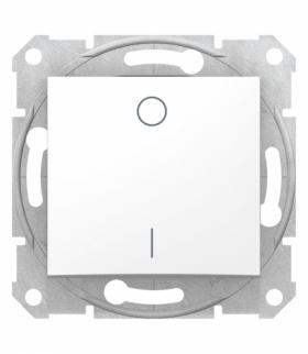 Sedna Łącznik 2-biegunowy biały Schneider SDN0200121