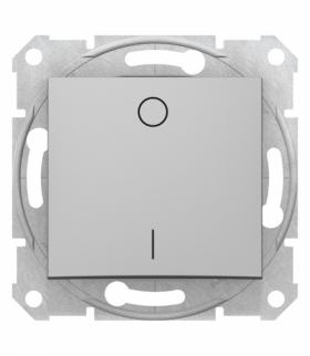 Sedna Łącznik 2-biegunowy aluminium Schneider SDN0200160
