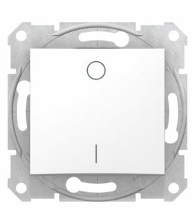 Sedna Łącznik 2-biegunowy biały Schneider SDN0200221