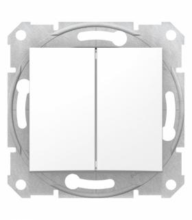 Sedna Łącznik świecznikowy biały Schneider SDN0300121