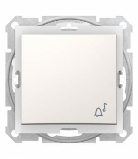 Sedna Przycisk dzwonek IP44 krem Schneider SDN0800323