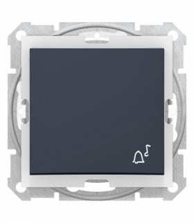 Sedna Przycisk dzwonek IP44 grafit Schneider SDN0800370