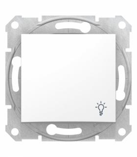 Sedna Przycisk światło biały Schneider SDN0900121