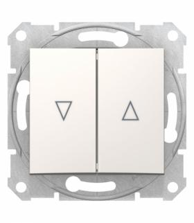 Sedna Przycisk żaluzjowy krem Schneider SDN1300123
