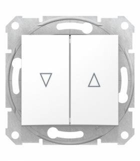 Sedna Łącznik żaluzjowy biały Schneider SDN1300321