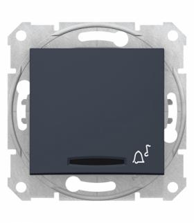 Sedna Przycisk dzwonek z podświetleniem grafit Schneider SDN1600470