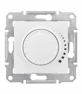 Sedna Ściemniacz z funkcją łącznika schodowego RL 60-500VA biały Schneider SDN2200521