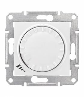 Sedna Ściemniacz uniwersalny RL/RC 20-420VA / 20-320VA biały Schneider SDN2201121