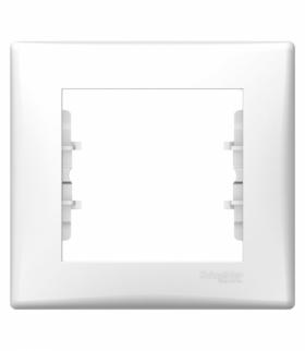 Sedna Ramka 1-krotna (DIY) biały Schneider SDN5800221
