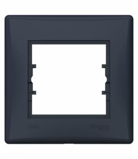 Sedna Ramka 1-krotna IP44 grafit Schneider SDN5810570