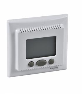 Sedna Regulator temperatury z funkcją komfort biały Schneider SDN6000221