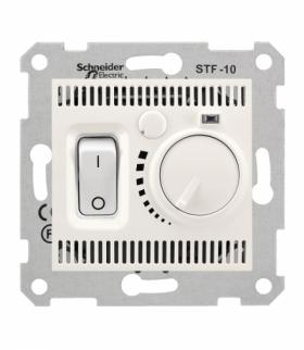 Sedna Regulator temperatury podłogowy krem Schneider SDN6000323