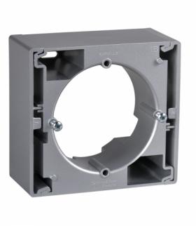 Sedna Podstawa naścienna aluminium Schneider SDN6100160