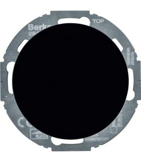 R.classic Ściemniacz obrotowy komfort, czarny, obc. R/L/C 20-420 W, LED 3-100 W Berker 29442045