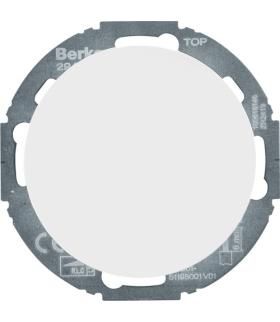 R.classic Ściemniacz obrotowy komfort, biały, obc. R/L/C 20-420 W, LED 3-100 W Berker 29442089